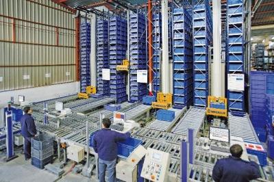 Automatyczne magazyny pojemnikowe Miniload