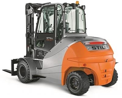STILL RX 60-80/900 – wózek elektryczny do najcięższych zadań