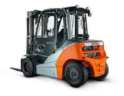 Spalinowy czołowy STILL RX 70-50/600 T
