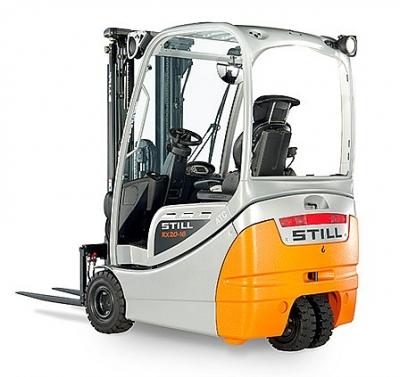 Elektryczny wózek widłowy Still RX 20-14