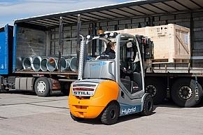 Wózki spalinowe RX 70-35 Hybrid