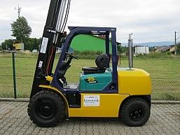Lemarpol - wózek Komatsu FG40T-7