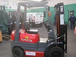 Lemarpol - wózek Toyota 6FG15