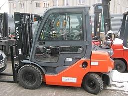 Lemarpol - wózek Toyota 02-8FGF25