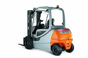 Elektryczne wózki widłowe RX 60-35/600