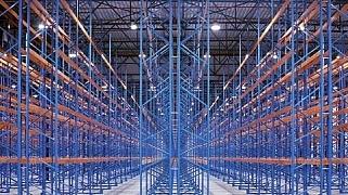 System regałów paletowych STOW Pal Rack®