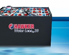 Bateria Hawker Water Less® 20