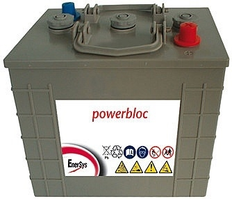 Hawker powerbloc - 6 TP 210