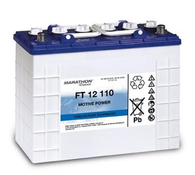 Baterie blokowe Exide typoszereg FT Exide