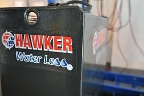 Bateria Hawker Water Less®