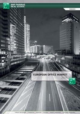 Rynek powierzchni biurowych w Europie