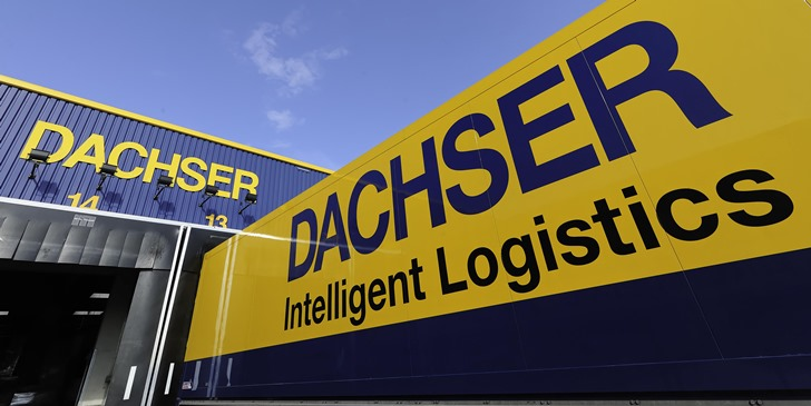 Dachser wzrasta z globalnymi łańcuchami dostaw
