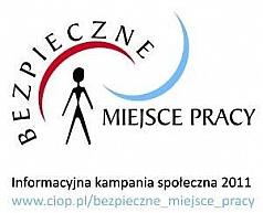 Kampanie społeczne koordynowane przez CIOP-PIB