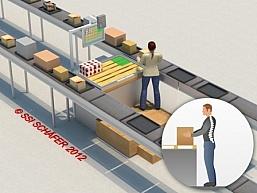Automatyzacja na wymiar: Półautomatyczne ergonomiczne stacje robocze
