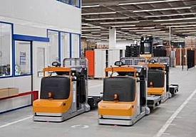O automatyzacji na Kongresie Modern Warehouse 2012