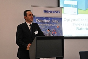 "BENNING  ""Traction Day 2012"""