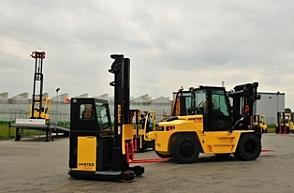 Leasing wózków widłowych w pierwszym półroczu 2012