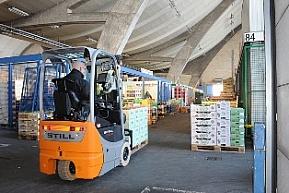 Branża rolnicza inwestuje w wózki widłowe