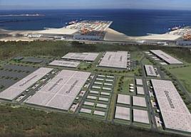 Inwestycje Goodman European Logistics Fund