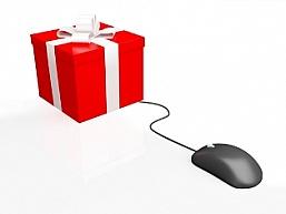 Coraz więcej kupujemy prezentów w sieci!