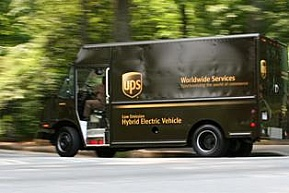 Technologie pomagają UPS poprawić wydajność paliwową