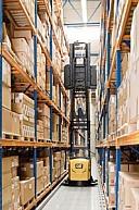 Innowacyjny system ASC w wózkach Cat Lift Trucks.