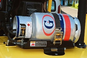 Nowa linia napełniania butli gazowych LPG