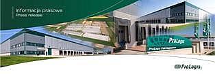 PROLOGIS i AMB PROPERTY CORPORATION® ogłaszają fuzję równych spółek