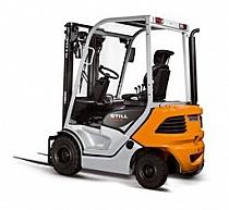 RC 40 – nowy wózek Still do zastosowań zewnętrznych