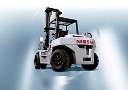Nowoczesny Nissan serii DX