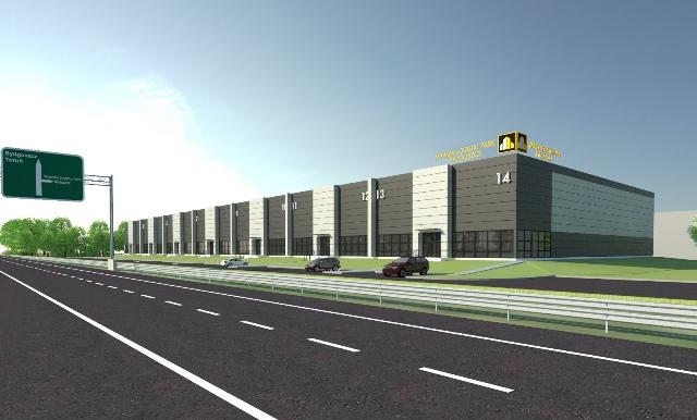 Rusza pierwszy etap Waimea Logistic Park Bydgoszcz