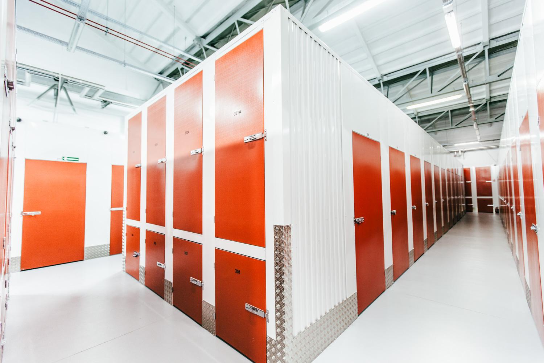 Największy magazyn self storage