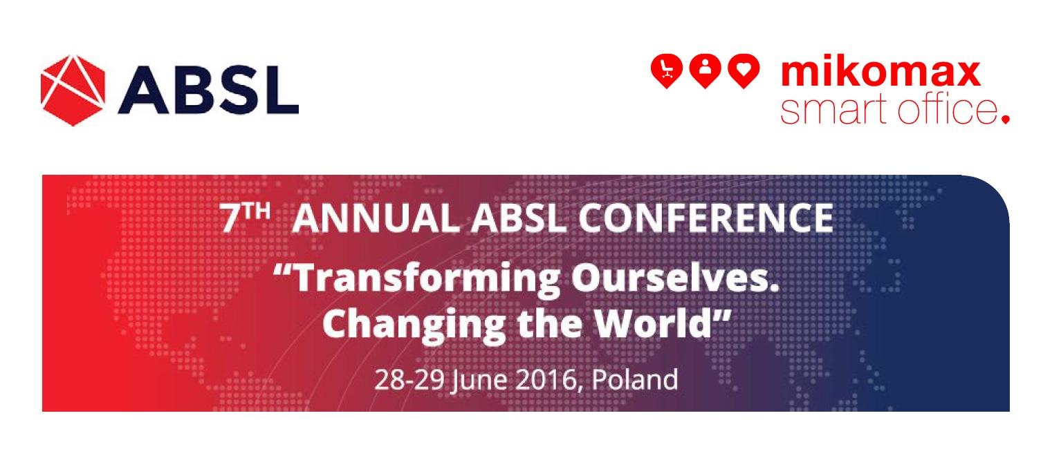 7. konferencja ABSL