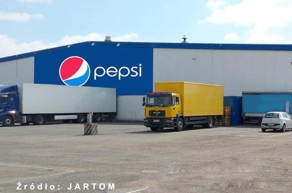 Centra logistyczne PepsiCo na sprzedaż