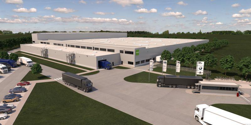 Goodman wybuduje w Niemczech centrum dystrybucyjne
