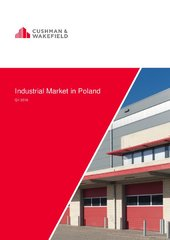 Dobra sytuacja na polskim rynku nieruchomości magazynowych