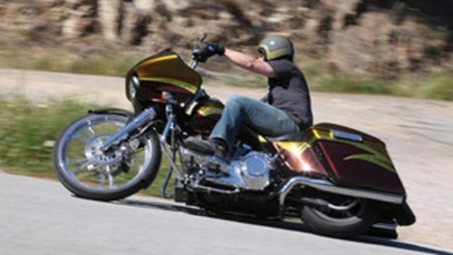 Logistyczna obsługa motocyklowej legendy