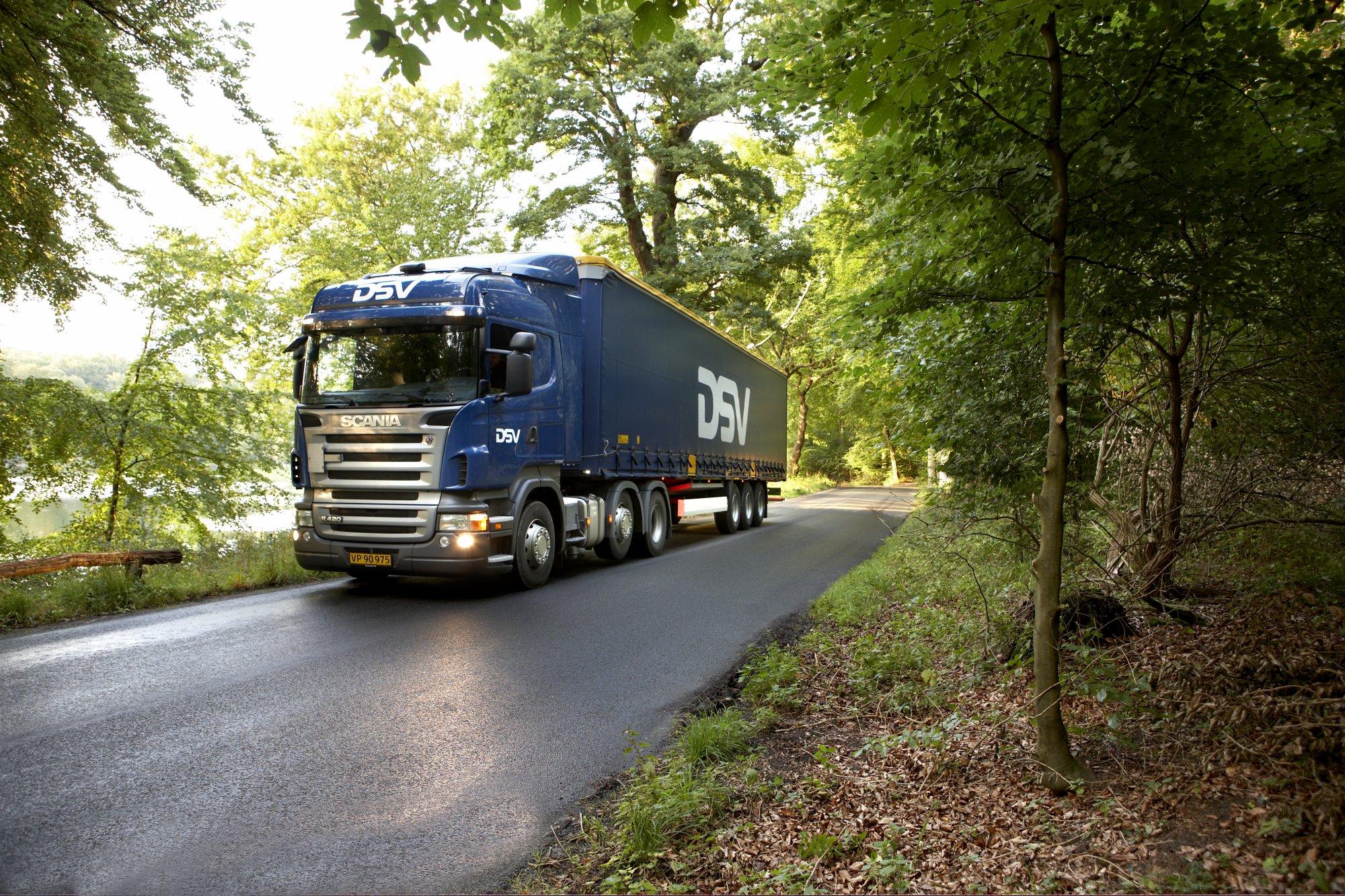 Łańcuch dostaw Kärcher napędzany przez DSV