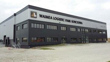 Cushman & Wakefield zarządcą Waimea Logistic Park Korczowa