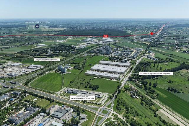 Rozbudowa parku w Lublinie