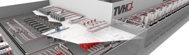 Logistyczne inwestycje TVH