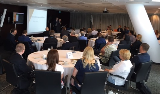 Konferencja o bezpieczeństwie w obiektach logistycznych