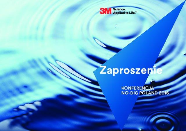 Konferencja NO-DIG POLAND 2016