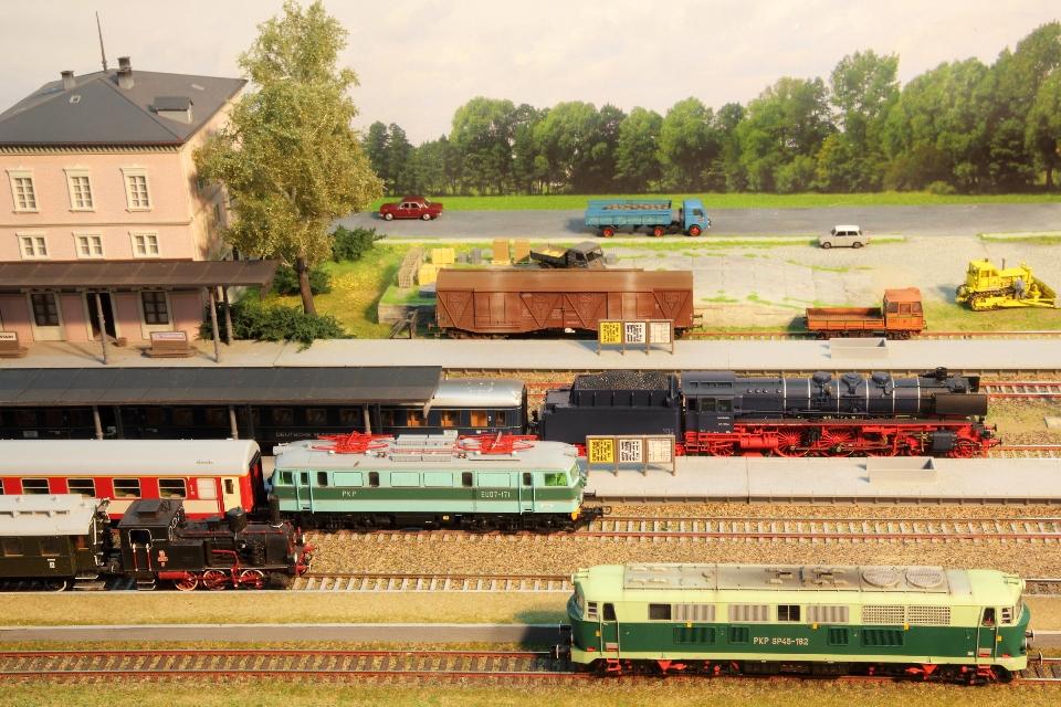 Makieta City – wielki świat kolei w miniaturze od soboty w Warszawie