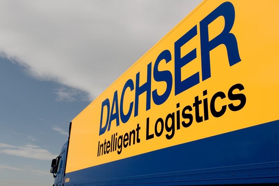 Dachser wspiera Kärcher w wiosennym szczycie
