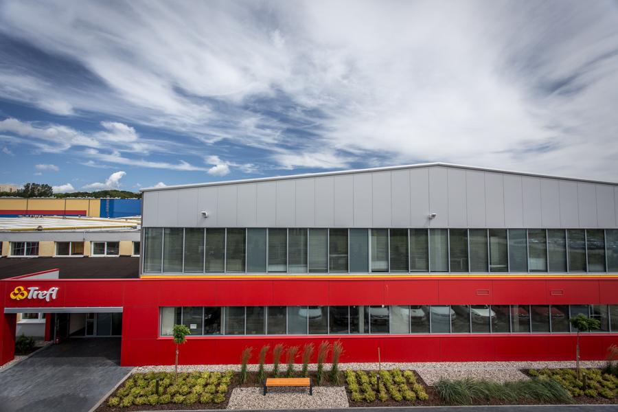 Dekpol wybuduje halę produkcyjną dla Trefla