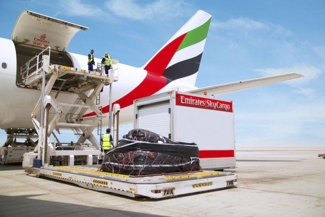 Nagrodzone Emirates SkyCargo