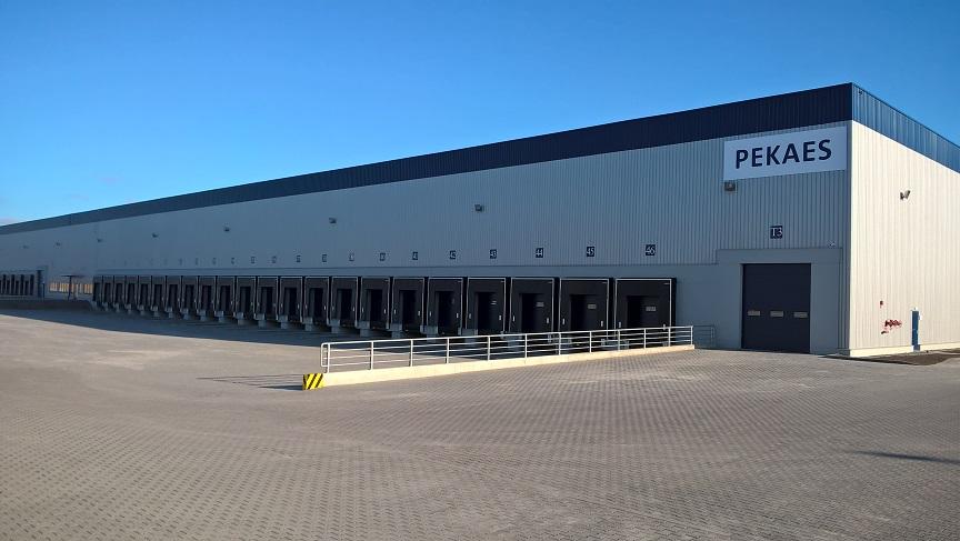 Nowoczesny terminal w Sosnowcu