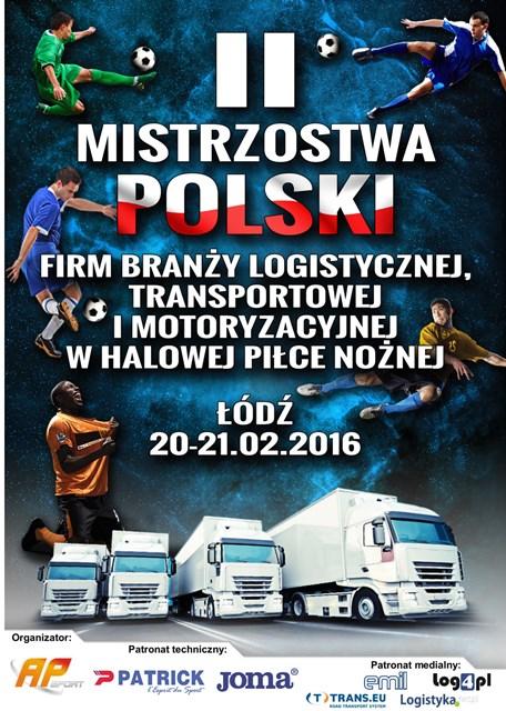 Mistrzostwa Polski firm z branży logistycznej