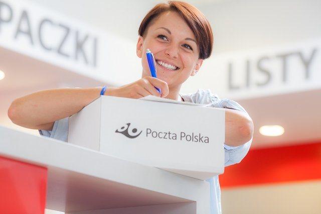 Prezenty Pocztą Polską